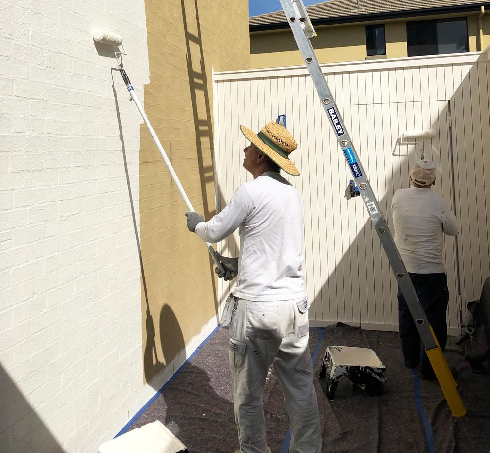 Strata Painting Experts Sydney